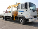 Hyundai Gold HD120 с КМУ Soosan 335