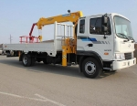 Hyundai Gold HD120 с КМУ Soosan 514
